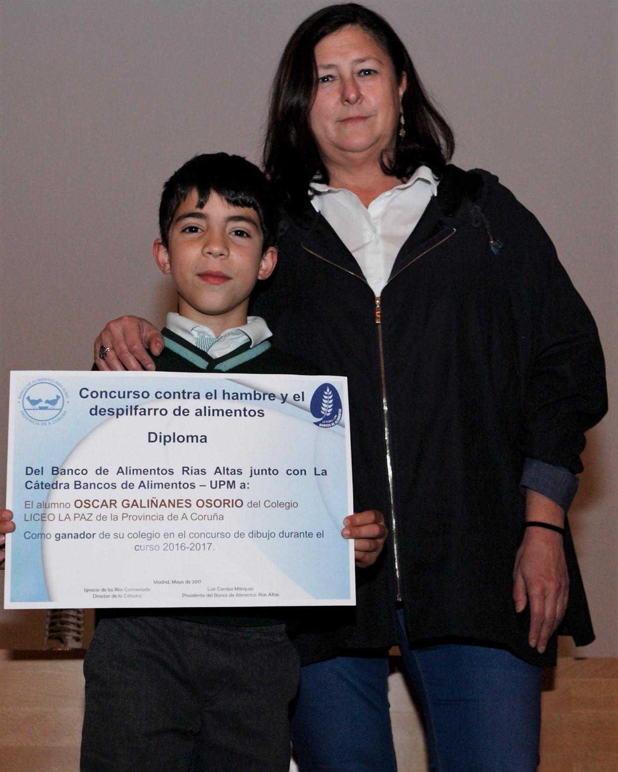 Concurso Dibujos Fundación Barrié - 8