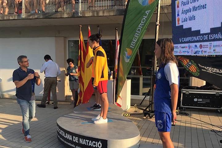 Campeonato España Natación Alevín - 1