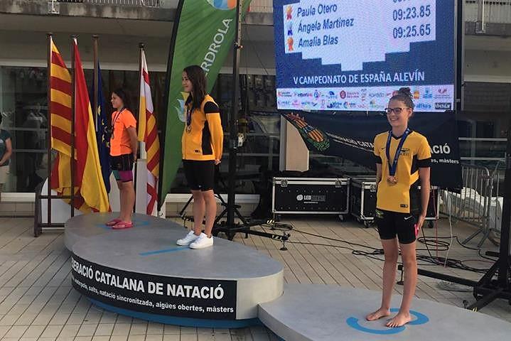 Campeonato España Natación Alevín - 2