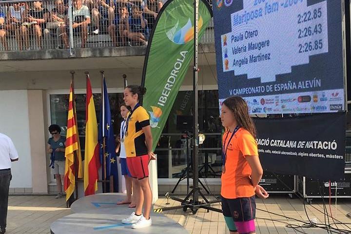 Campeonato España Natación Alevín - 3