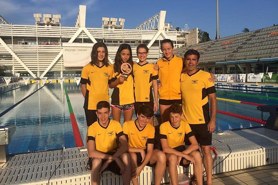 Campeonato de España de Natación Alevín - 3
