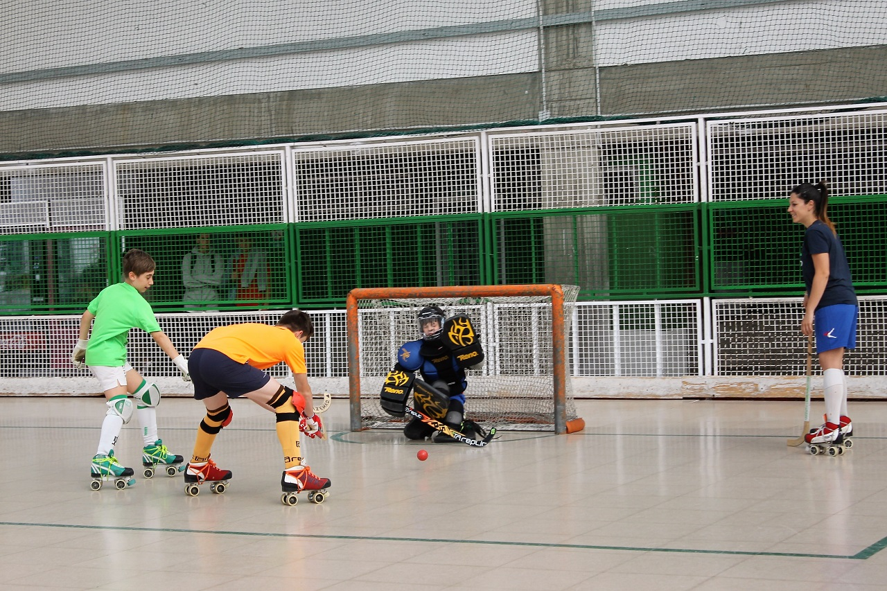 Campus Hockey - 17.1